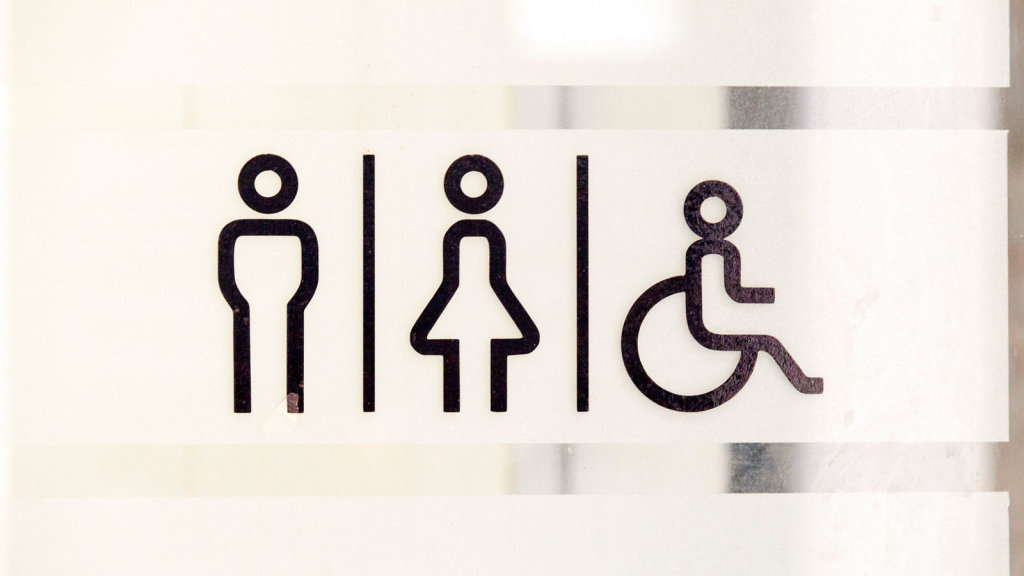 Is It OK for Nondisabled People to Use the Big Bathroom Stall?