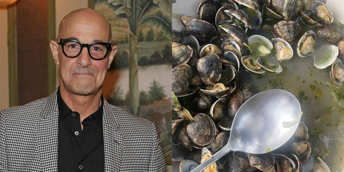 Stanley Tucci Shares Another Recipe On His Instagram