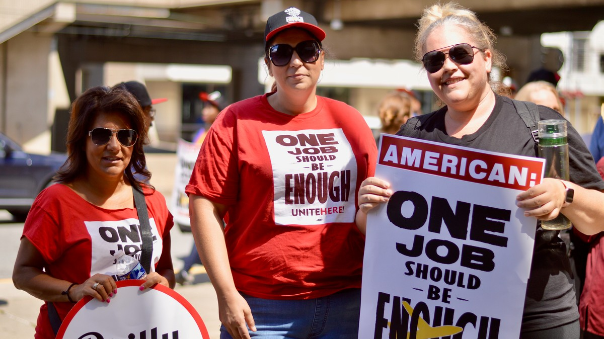 8 People Describe How Unions Changed Their Lives