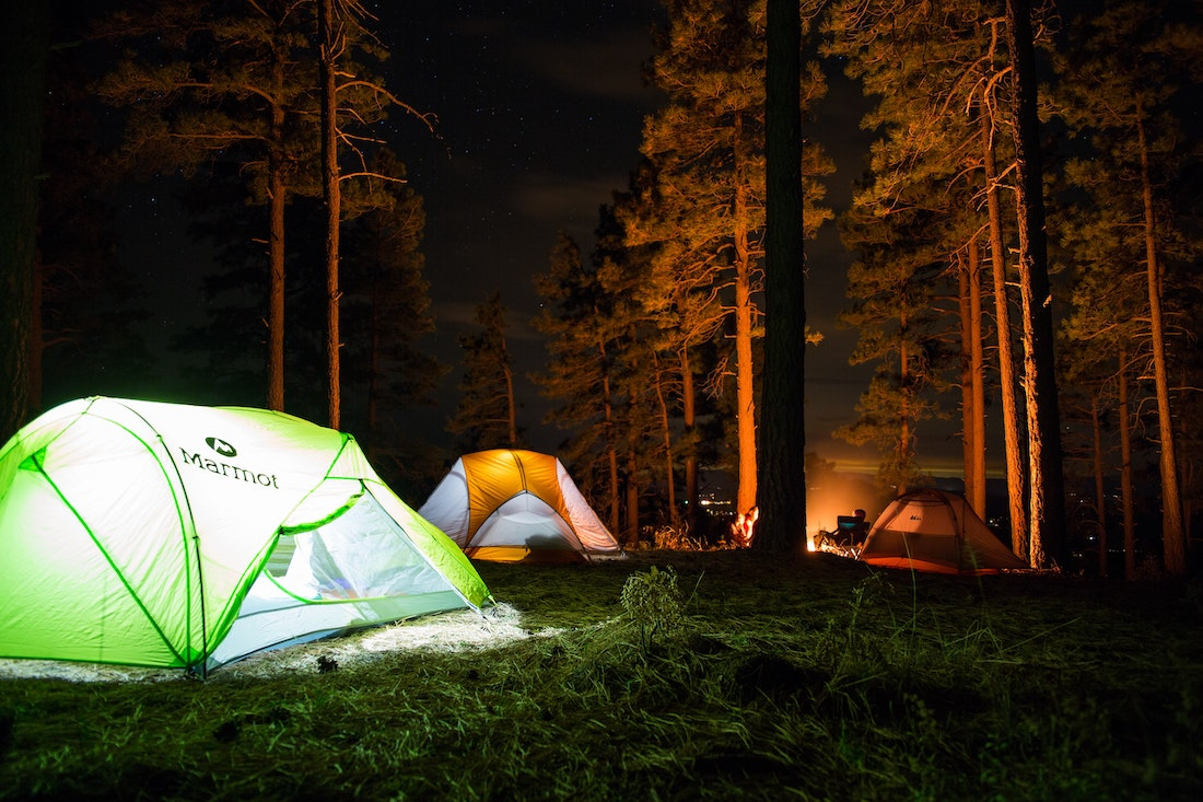 We Need a Guidebook for Camping Etiquette