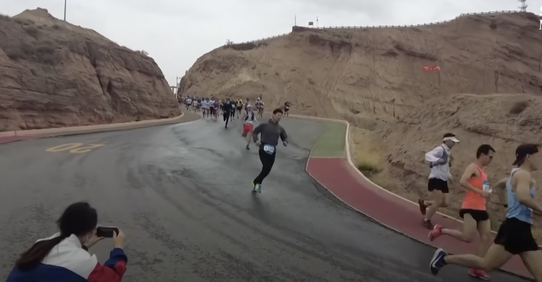 21 Runners Killed By Freak Weather During Ultramarathon in China