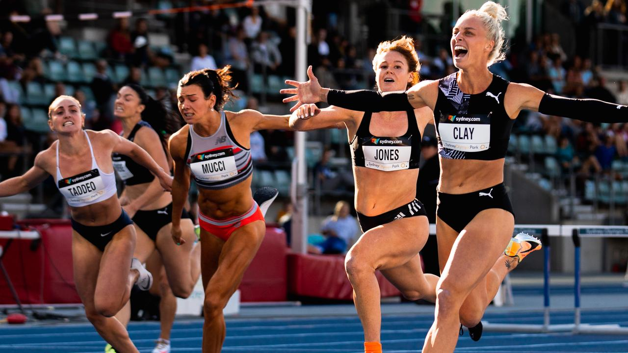 Revealed: Winners for the Women in Sport Photo Action Awards 2021