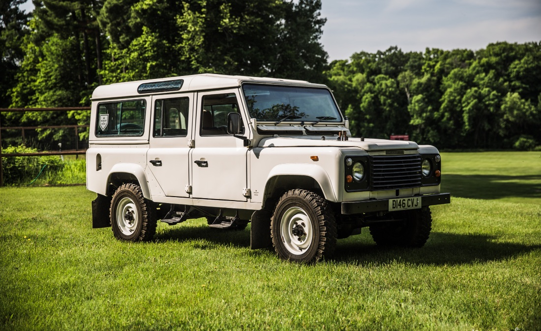 Restoring 'Adventure Tested' Land Rovers