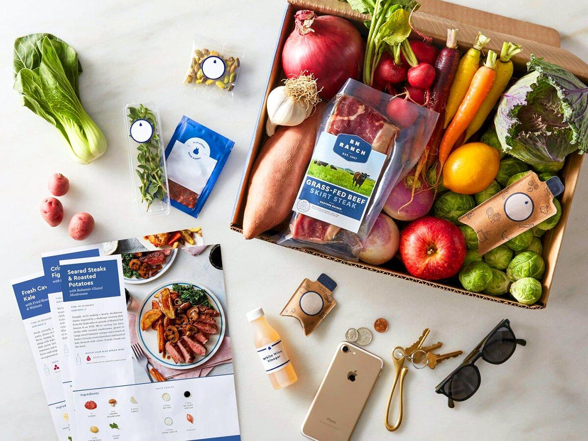 I Tried Blue Apron's New Menu That Was Created by a Former White House Chef—Here's What I Thought