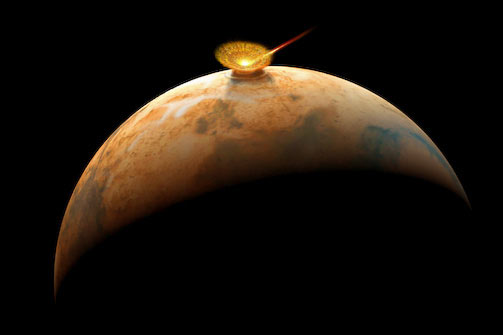 Q: Would it be possible for humans to terraform mars?