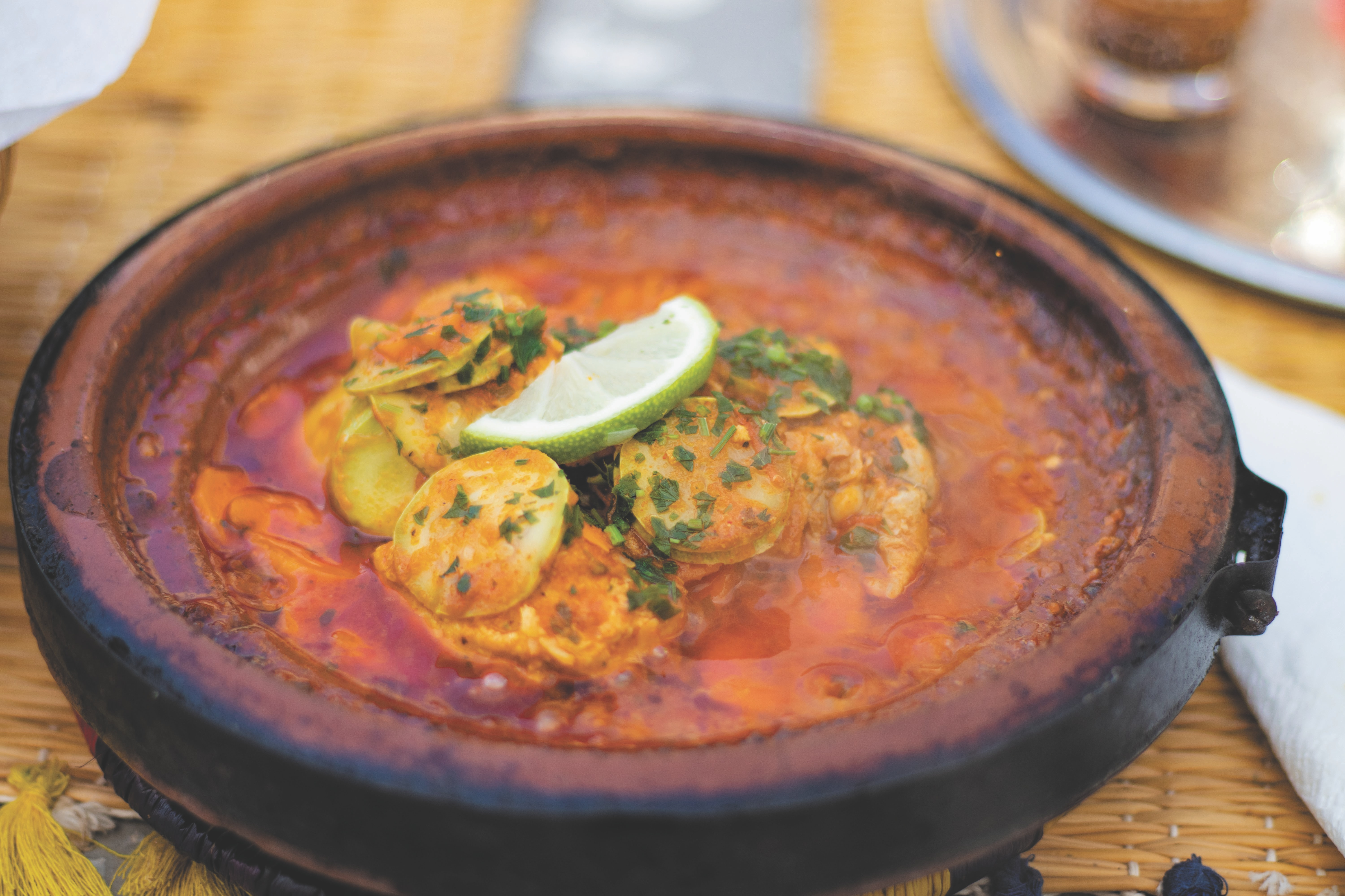 Spice Up Your Camp Meal With Korean Tofu Stew