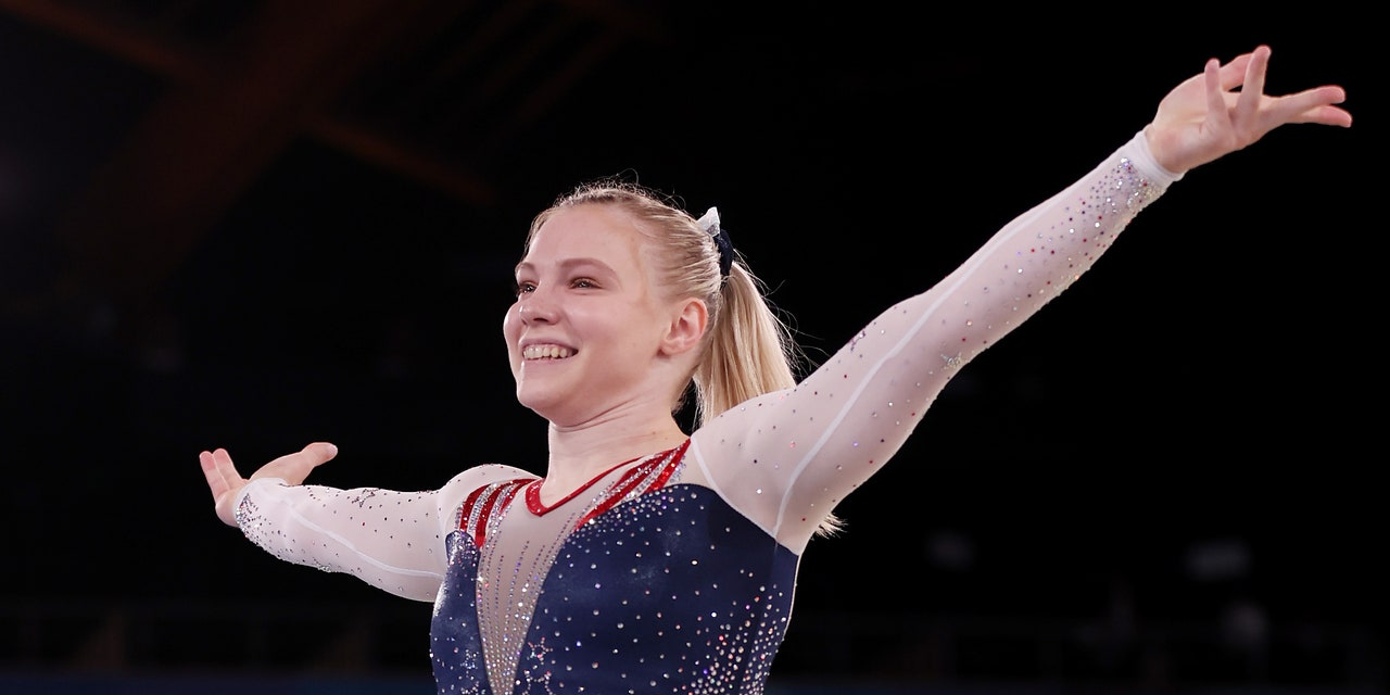 Gymnast Jade Carey Rebounds to Win Floor Gold One Day After Disappointment on Vault