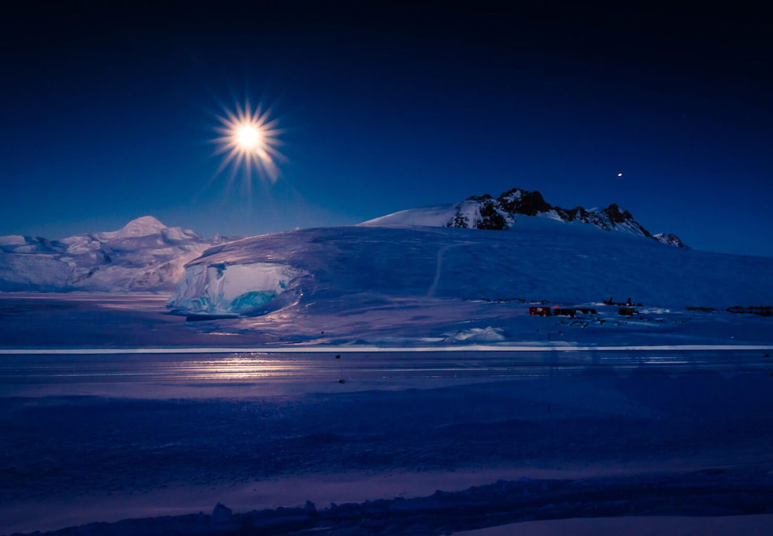Solitude and Survival at the South Pole