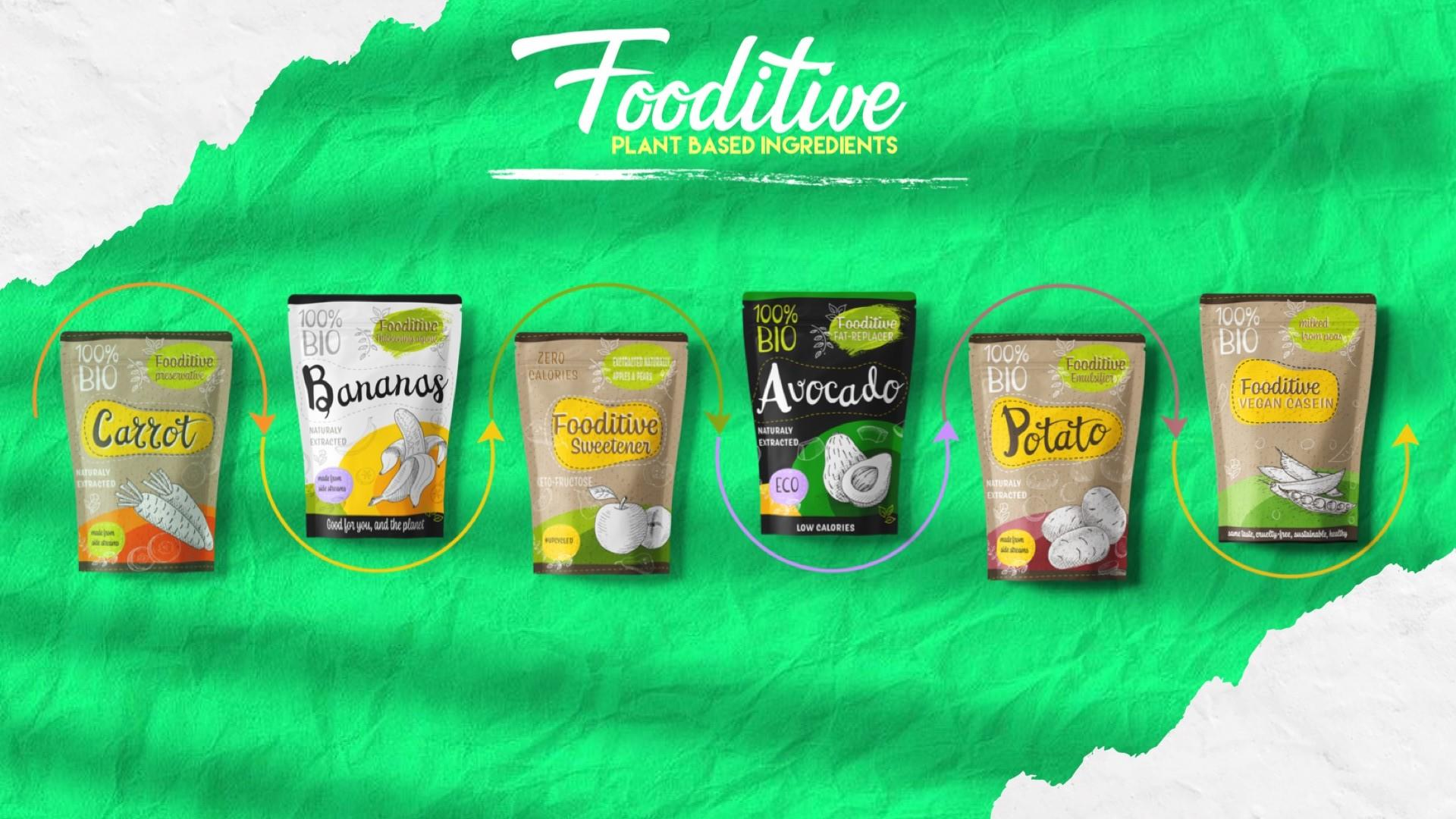 The Impact of Science to Create a Movement; the Case of Fooditive, Pioneer in Plant-Based Upcycled Ingredients