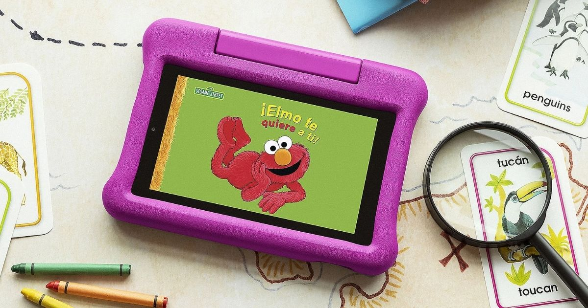 Kids Edition Amazon Fire 7 Tablet Only $59.99 Shipped (Regularly $100)