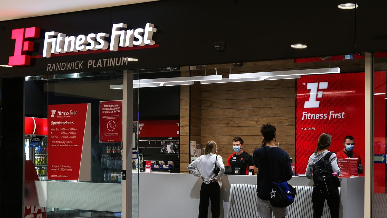 Sydney Covid-19: Fitness First among new exposure sites