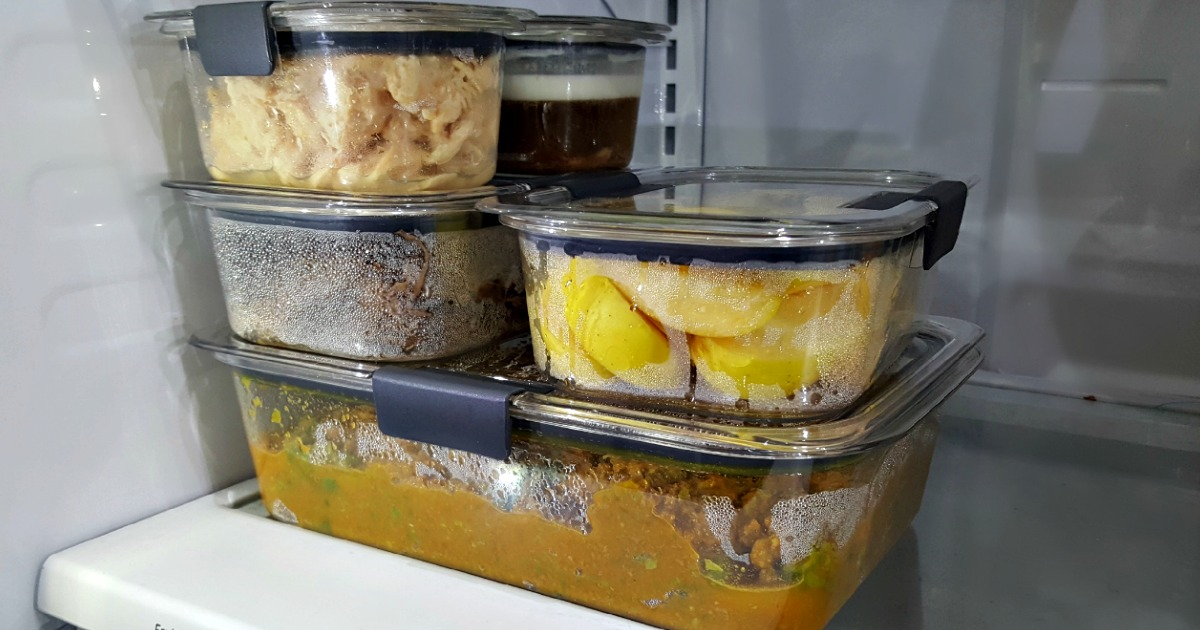 Rubbermaid Brilliance Food Storage Containers 18-Piece Set Only $24 on Walmart.com