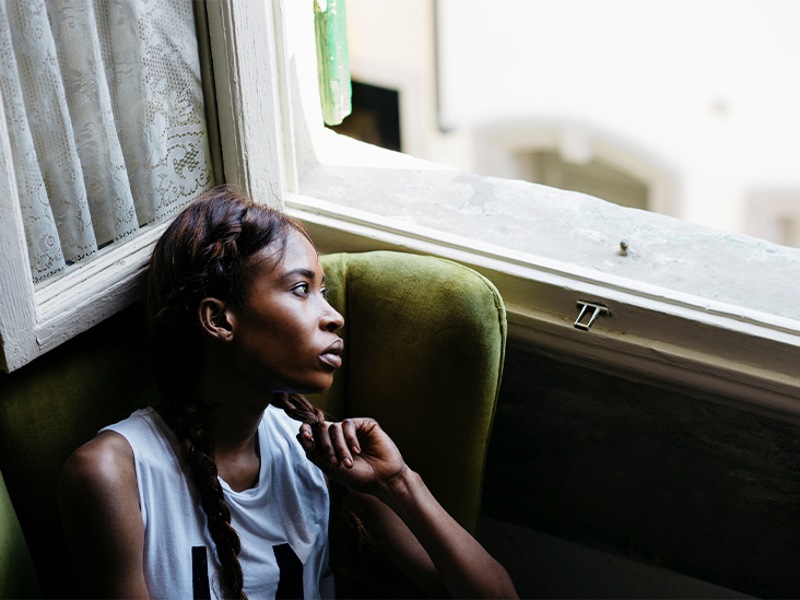 Quarantine Forced Me to Quit Trying to Be 'The Strong Black Woman'