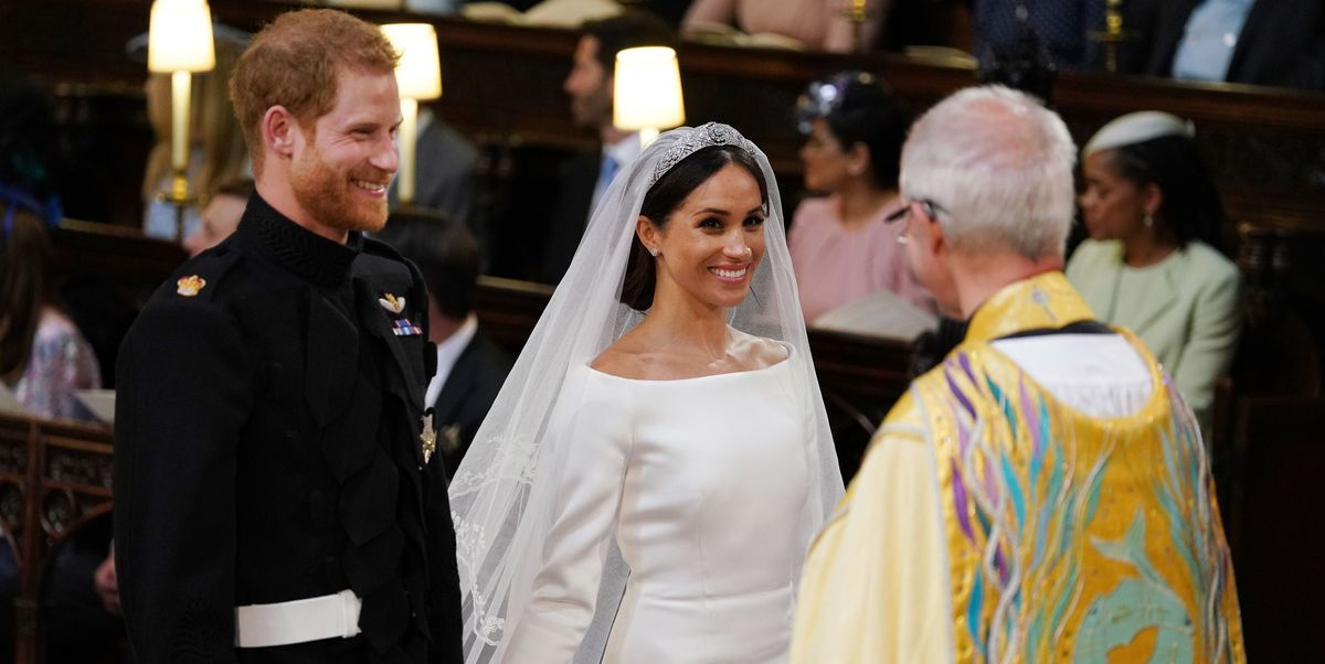 The Archbishop Of Canterbury Breaks Silence On Meghan Markle And Prince Harry Wedding Date Drama