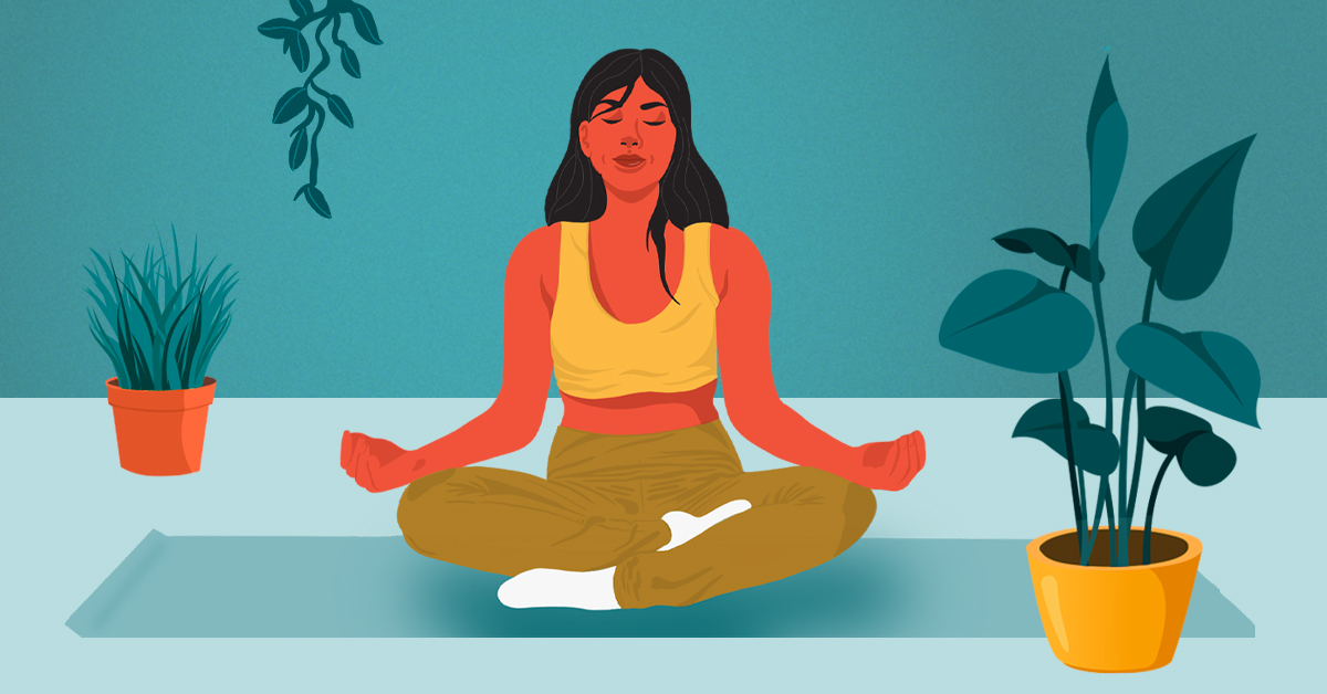 10 Items You Need to Create a Mindfulness Corner at Home