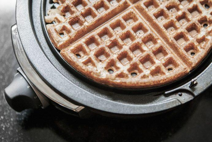 5 delicious recipes that prove waffle irons aren't just for breakfast