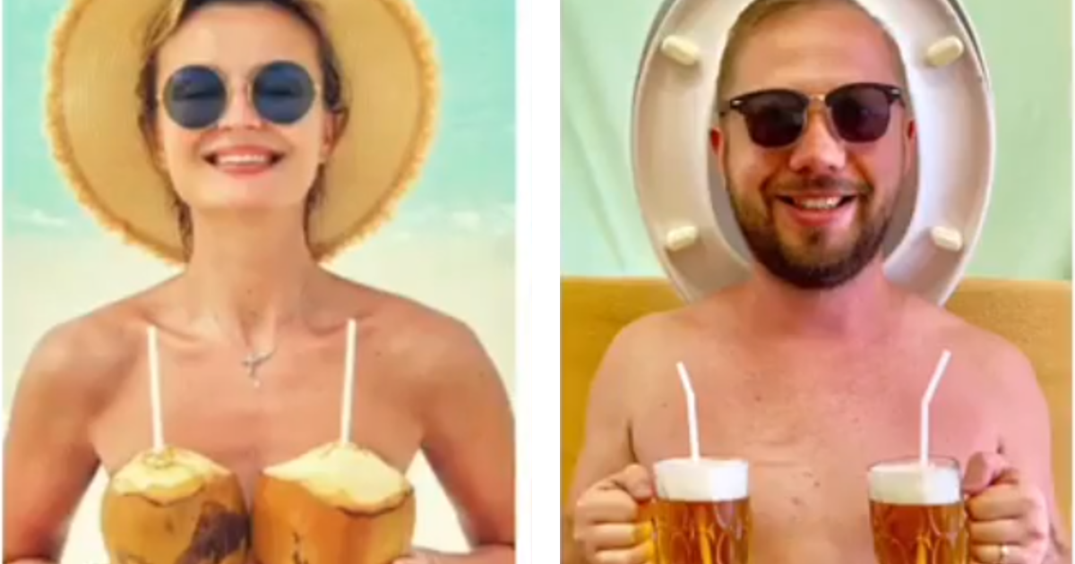 35 Times Russian Blogger Made Parodies Out Of Celebrity Photos Like A Boss