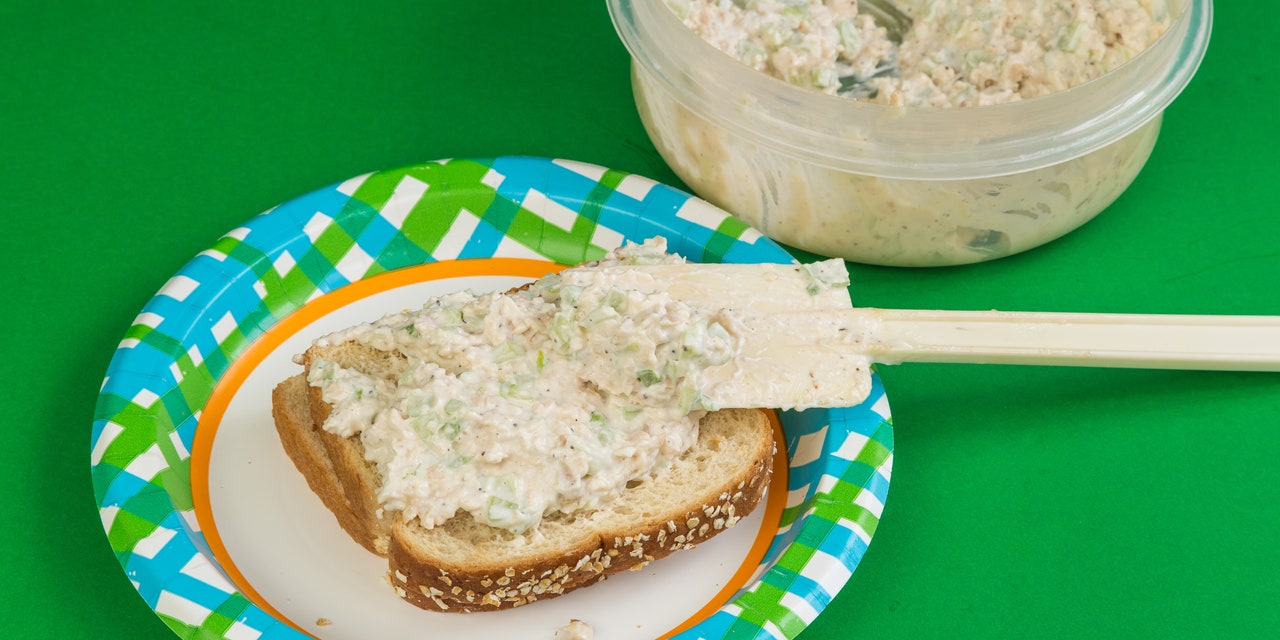 More Than 52,000 Pounds of Willow Tree Chicken Salad and Dip Recalled