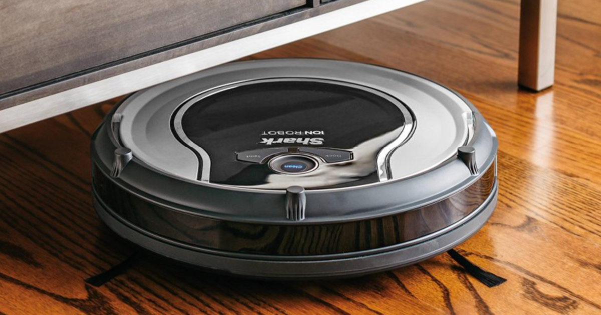 Shark Ion Robotic Vacuum Only $89.99 Shipped for Amazon Prime Members