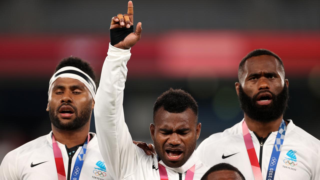 'Locked down for five months': Why Fiji's gold medal is the moment of the Olympics