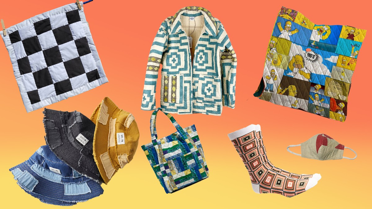It's Official: Quilting Is In This Summer