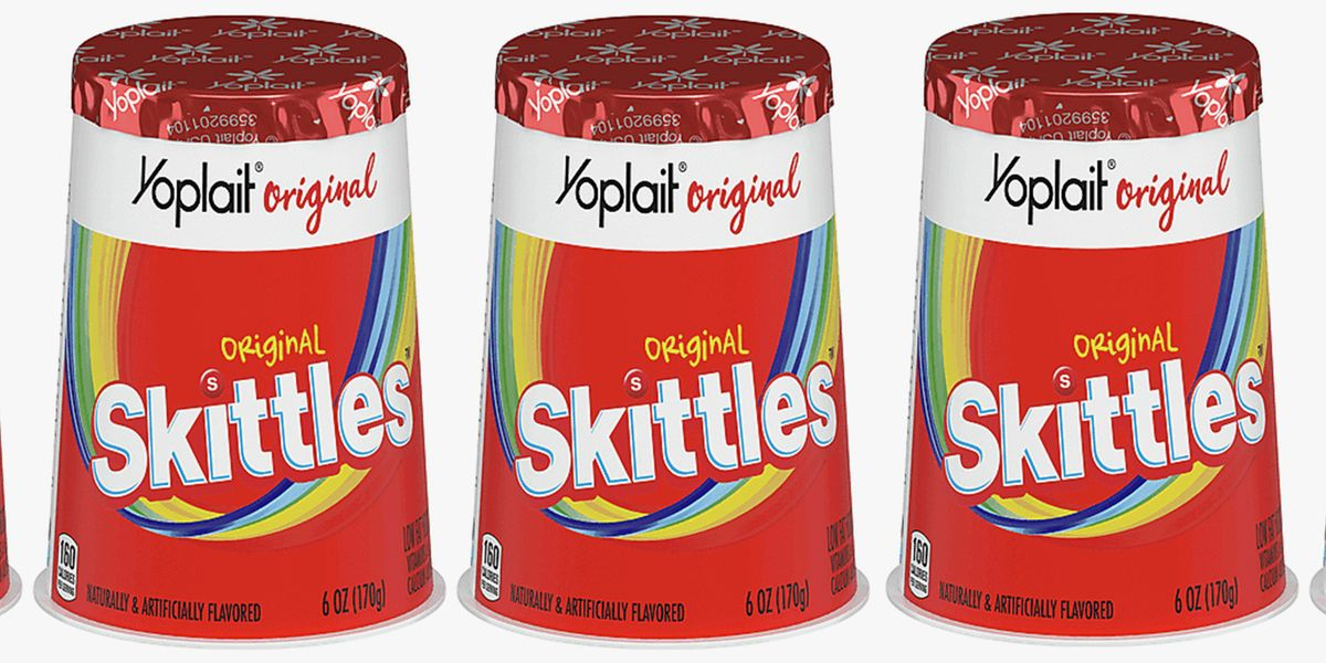 Yoplait Is Making New Skittles Yogurt To Bring More Candy Into Your Life