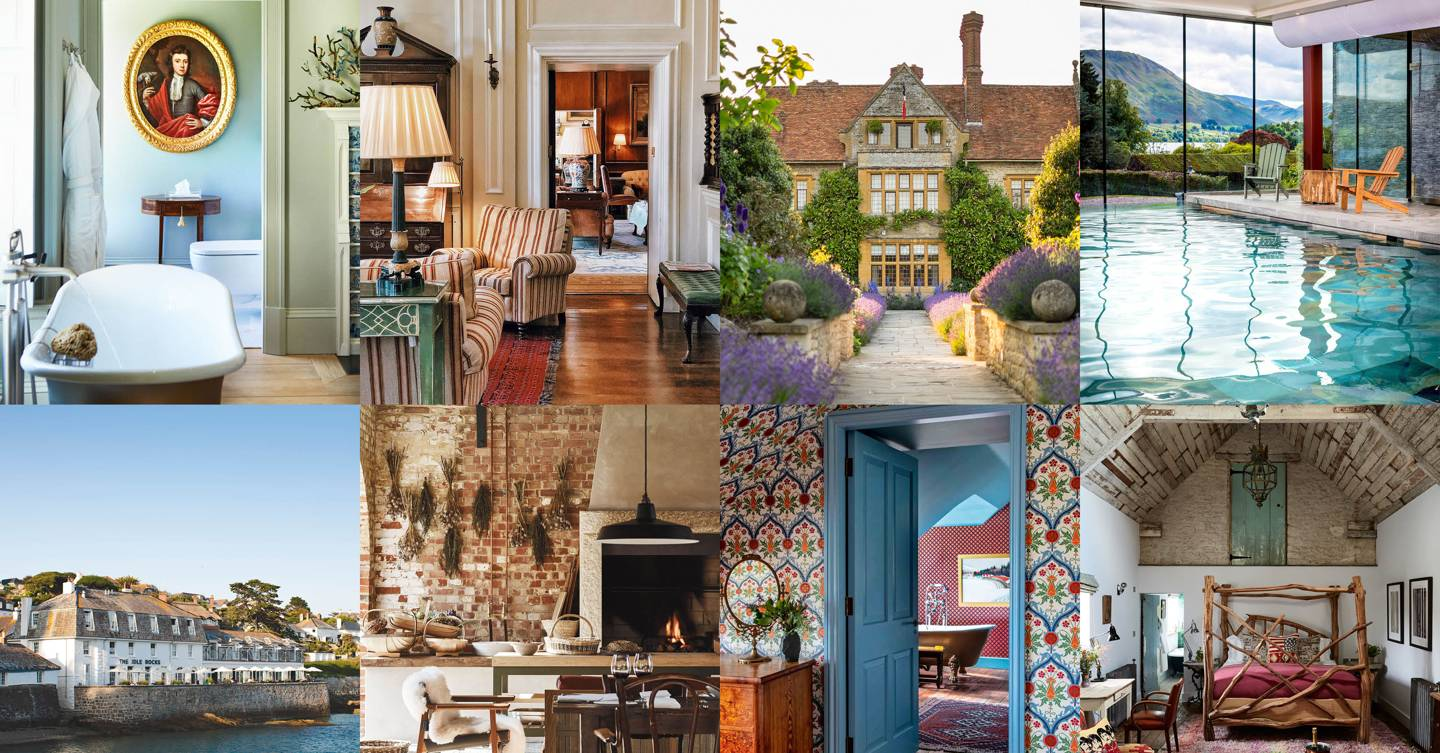 The best hotels in the UK 2021