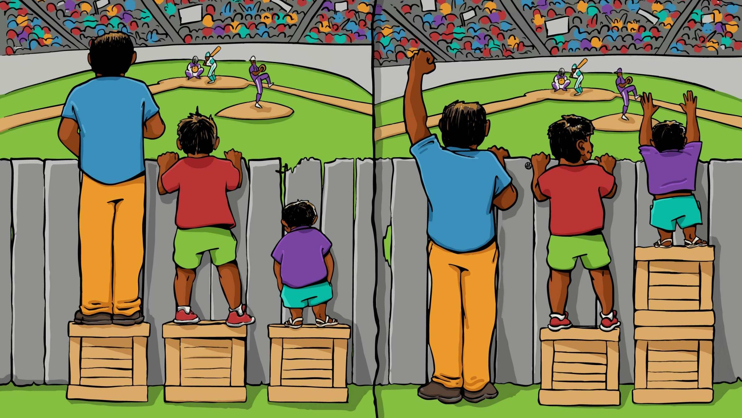 What's the Difference Between Equity and Equality?