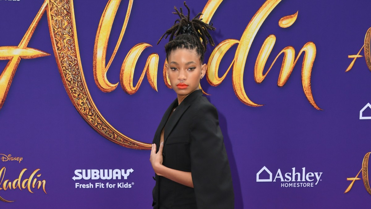 Polyamorous meaning explained as Willow Smith talks relationships