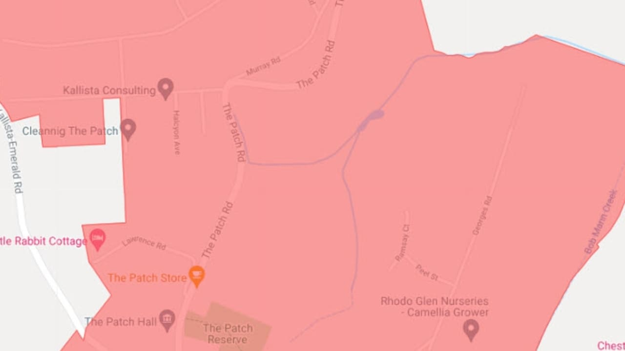 Victoria storms: Do not drink tap water warning for Kallista, Sherbrooke, The Patch