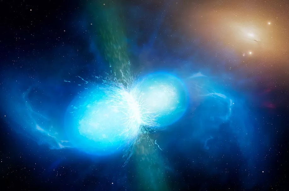 Ask Ethan: Why Did Light Arrive 1.7 Seconds After Gravitational Waves In The Neutron Star Merger?