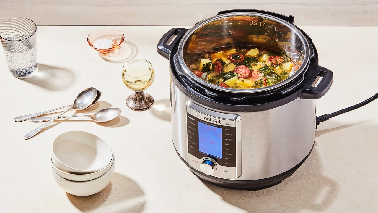 The Best Instant Pot For You: A Comprehensive Guide to Every Size and Model