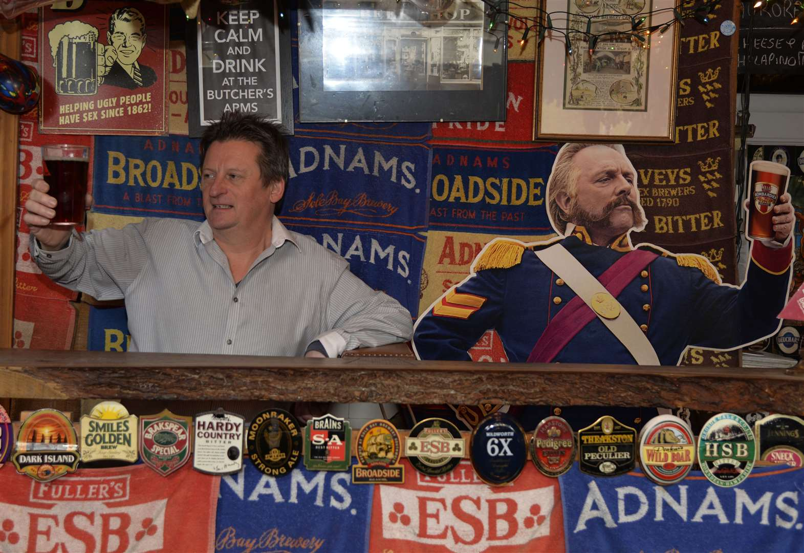 How the micropub movement started in an historic Kent village and spread across the UK