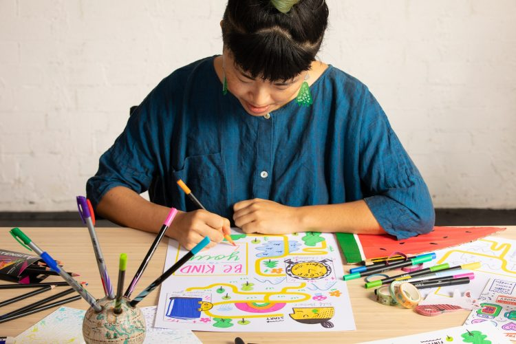 BiC Partners With Smiling Mind To Promote Mindfulness Through Creativity