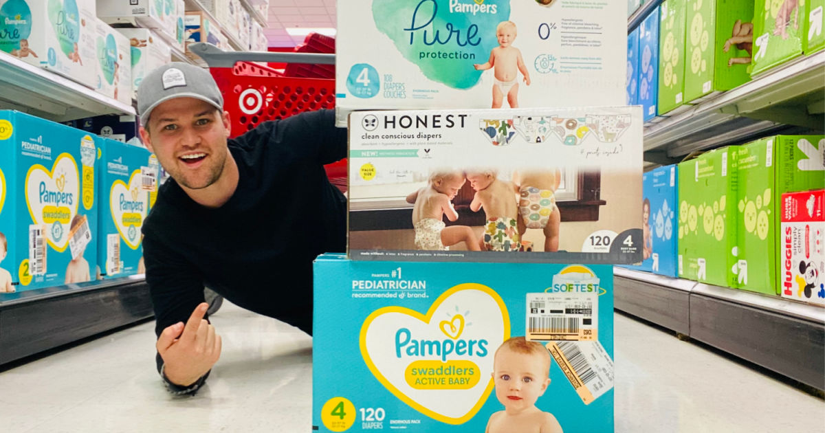Best Target Weekly Ad Deals 5/23-5/29 (Free $15 Gift Card w/ Diaper Purchase & More!)