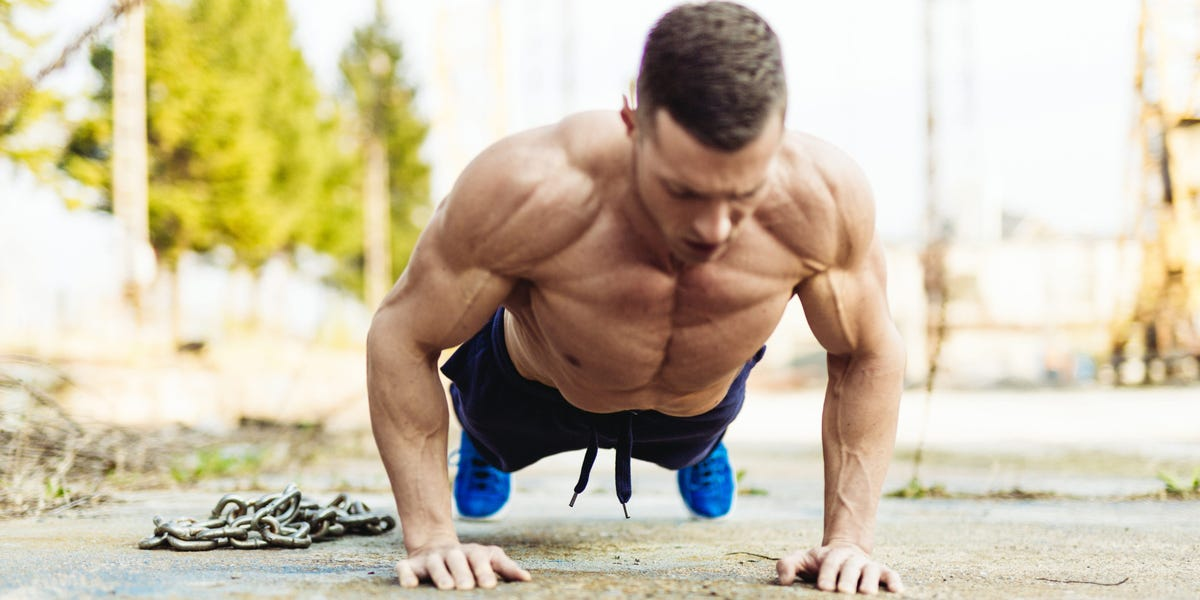 How to sculpt your arm muscles using bodyweight — no heavy weights required