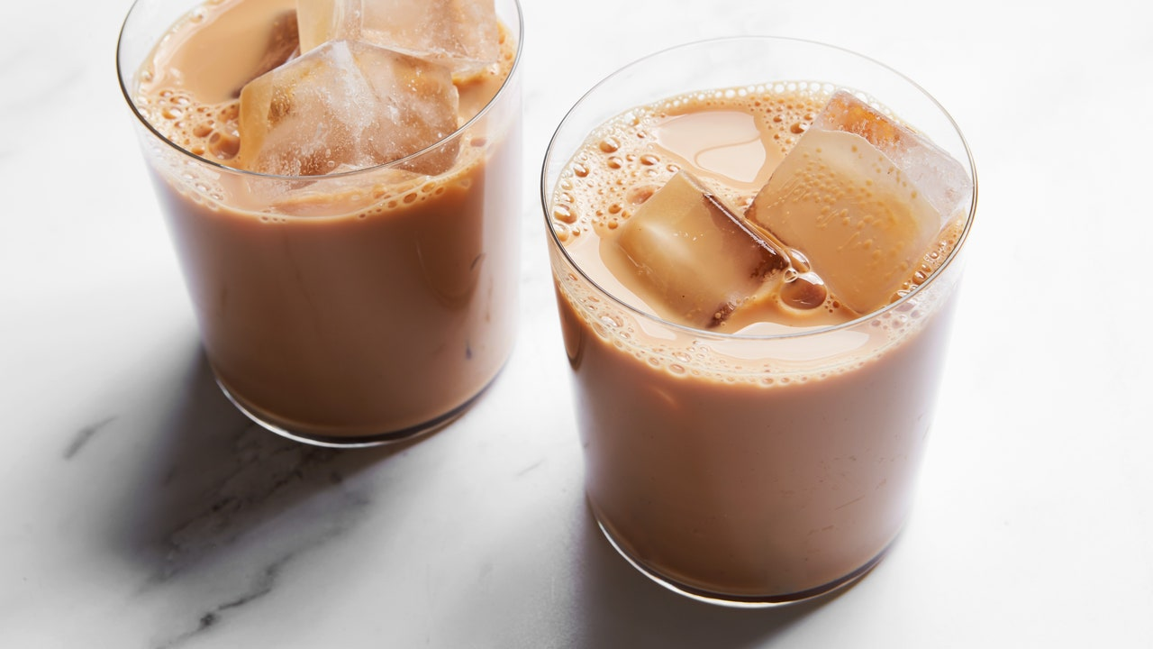 How to Make a Better Cup of Iced Chai