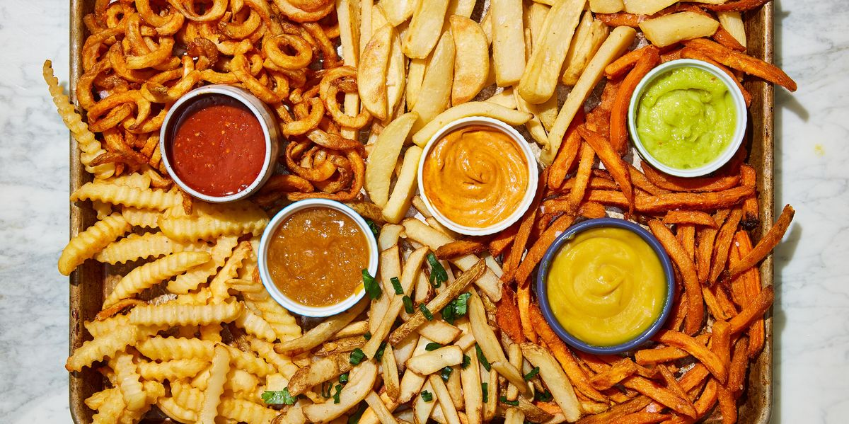French Fry Board