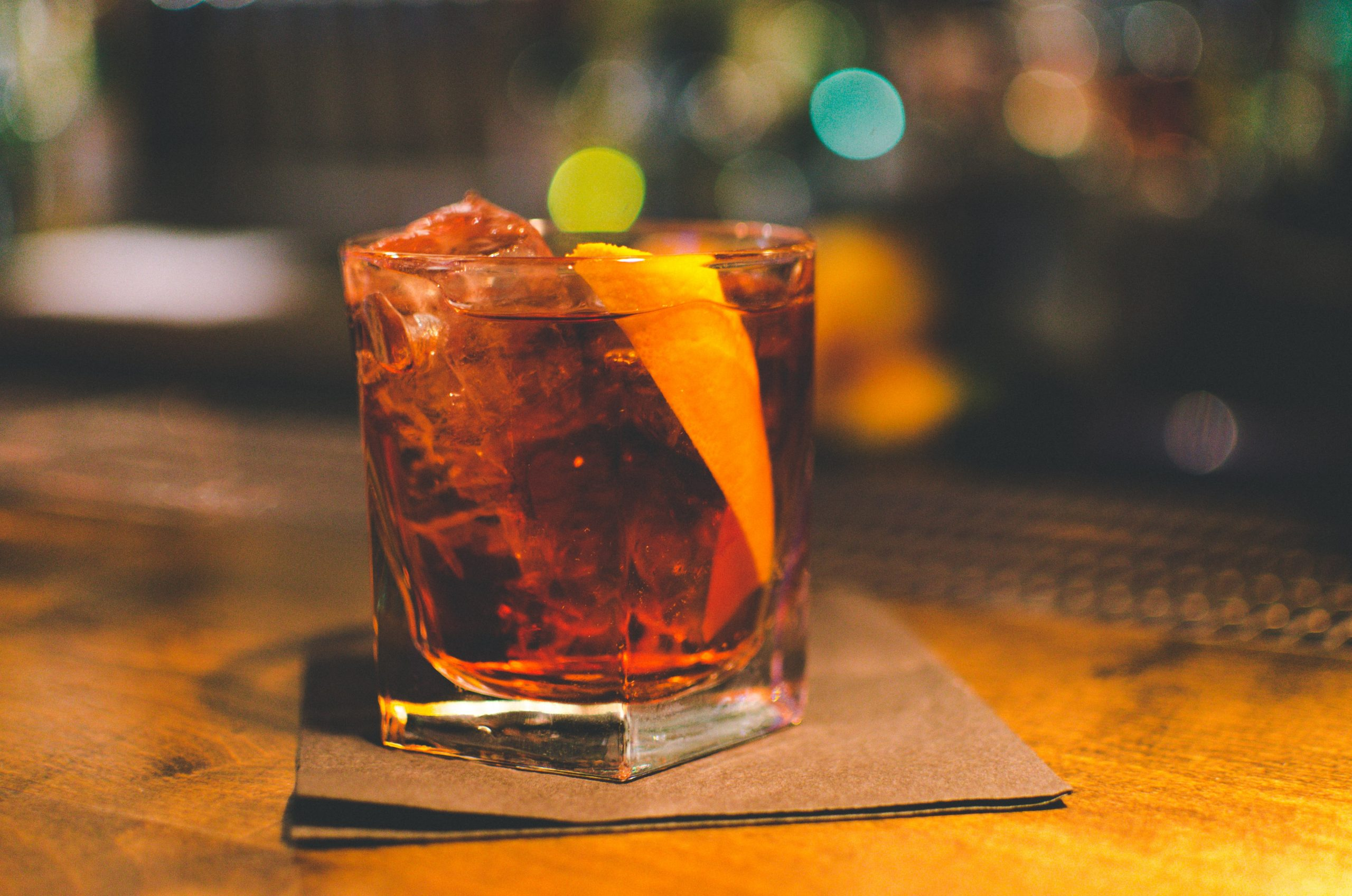 Negroni Trivia | 30 facts about the summer cocktail