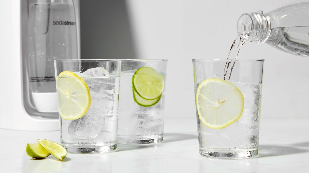 The Best Soda Maker for the Sparkliest Water (And the Bubbliest Cocktails)