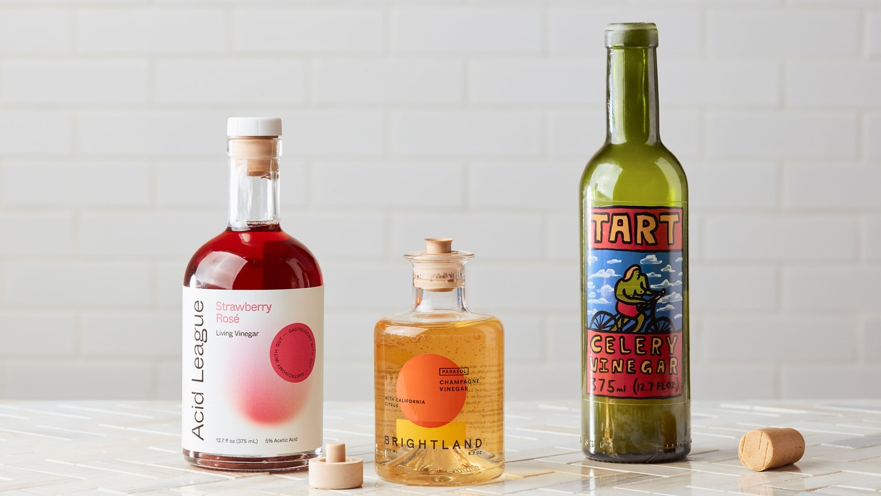5 Small-Batch Vinegar Brands We Love