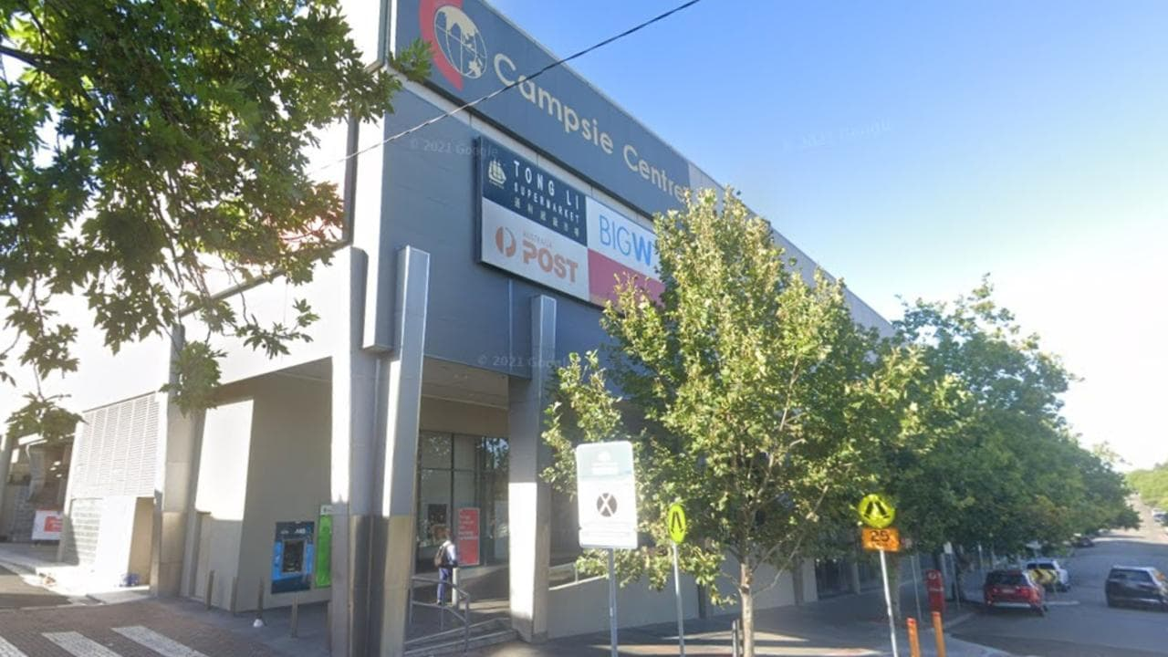 Campsie Centre Shopping Mall: Entire shopping centre exposed for 11 days