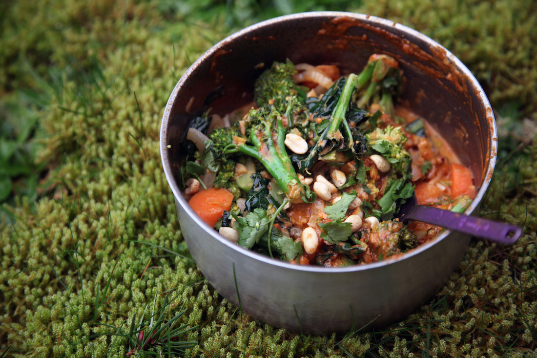 A Spicy Peanut Sauce You Can Use For Anything