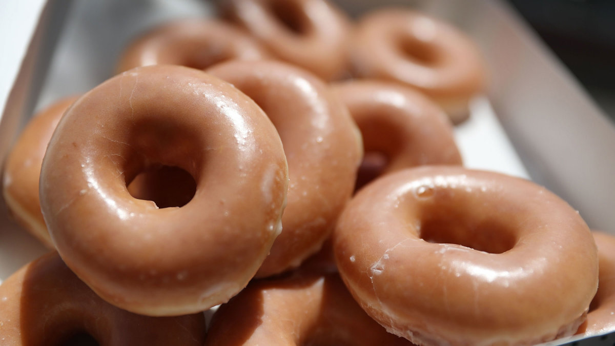 5 Things You Didn't Know About Doughnuts