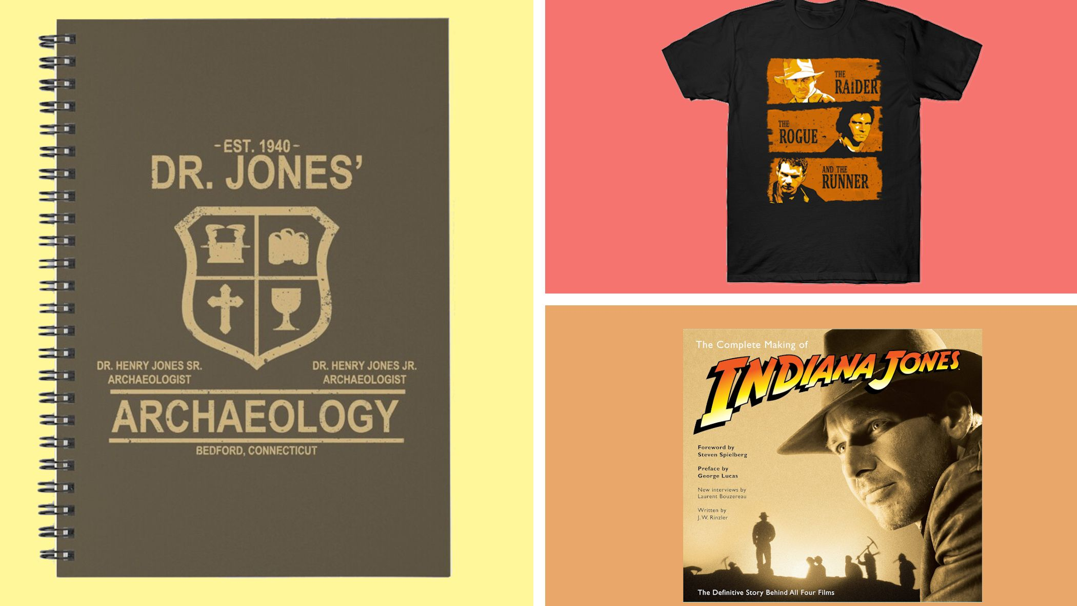 Products for Indiana Jones Fans