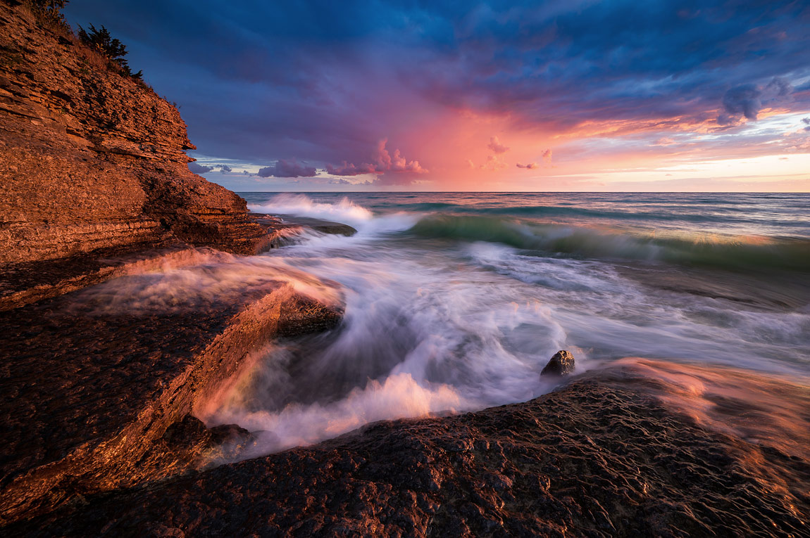 Lands End, Point Petre, Ontario, Canada by Jason Pettit