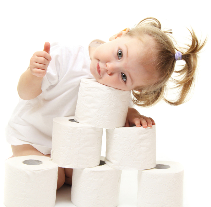 Toilet Paper wasn't Commonly Used in the United States Until the Early 20th Century