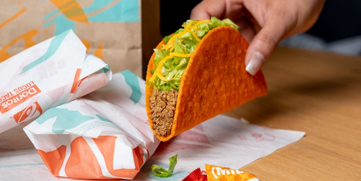 Taco Bell Is Giving Out Free Tacos For A Year