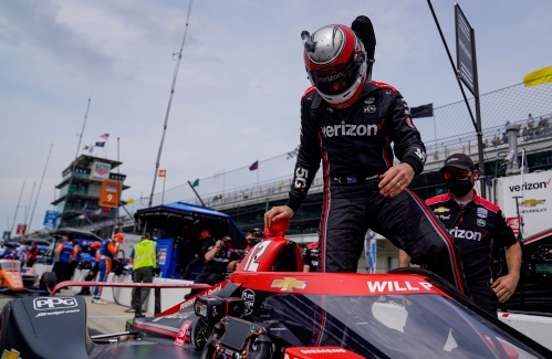 Trio of Indianapolis 500 winners silences youth movement on opening day