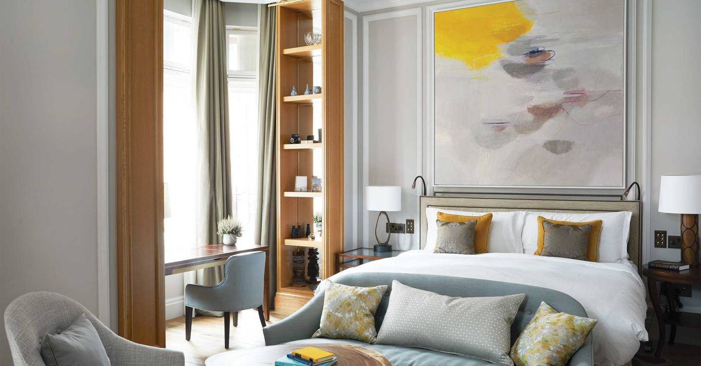 Win a weekend at a smart London townhouse hotel